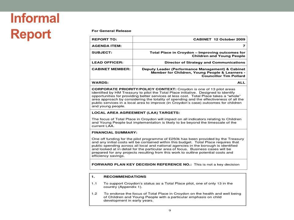 Writing a short informal report - Learnhive | CBSE Grade 8 English ...