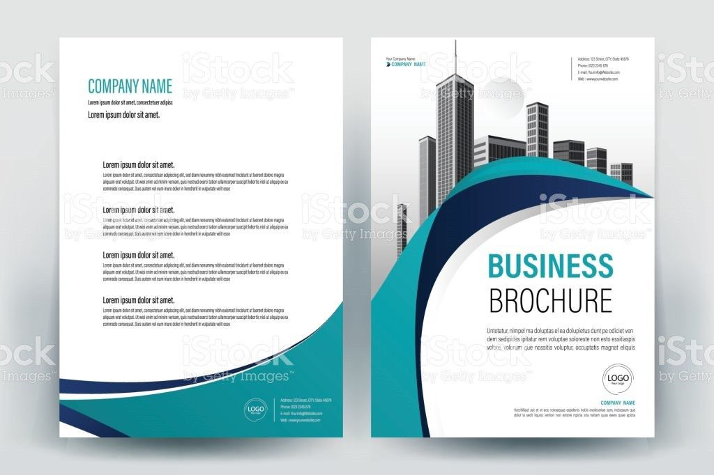 Business Brochure Cover Design Brochure Template Layout Template ...