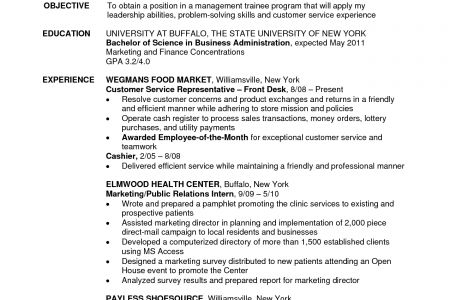 Objective Resume Criminal Justice Free Resume Templates, Resume ...
