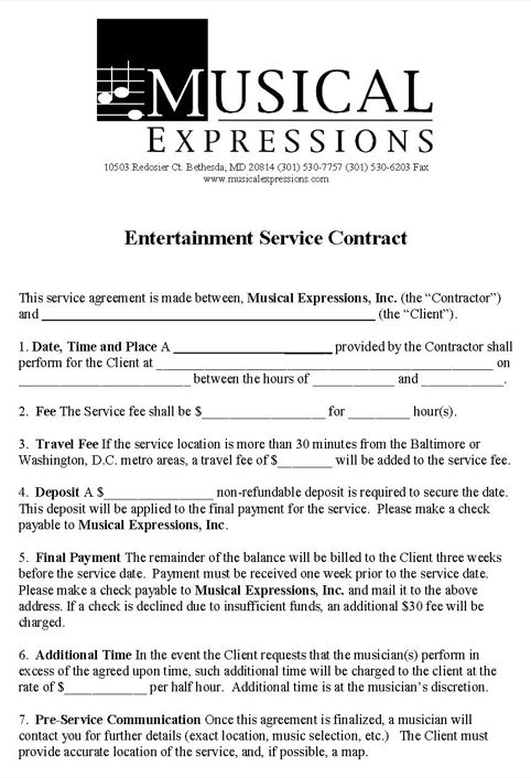 19+ Catering Proposal Template | Service Agreement Templates Free ...