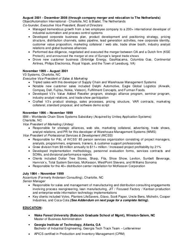 board of directors resume sample resume for education director cv - Board Of Director Resume