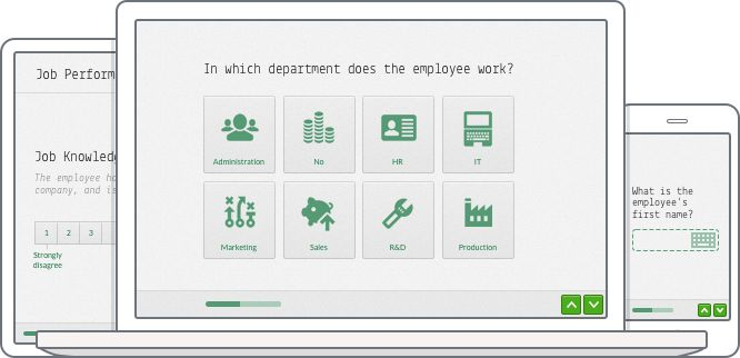 Make Engaging Employee Evaluation Forms [Template] | Typeform