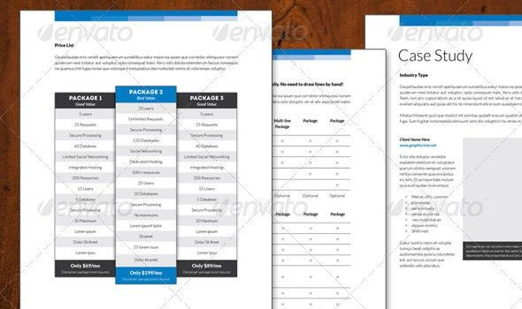 Professional Proposal and Invoice Templates - Designmodo