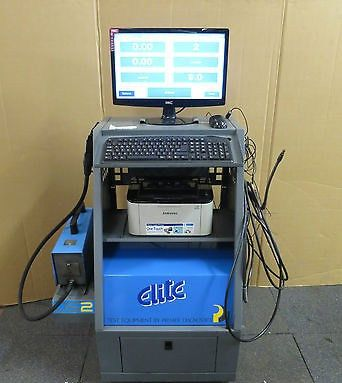Diagnostic Elite DS2 Analyser MOT Emissions Petrol Diesel Vehicle ...