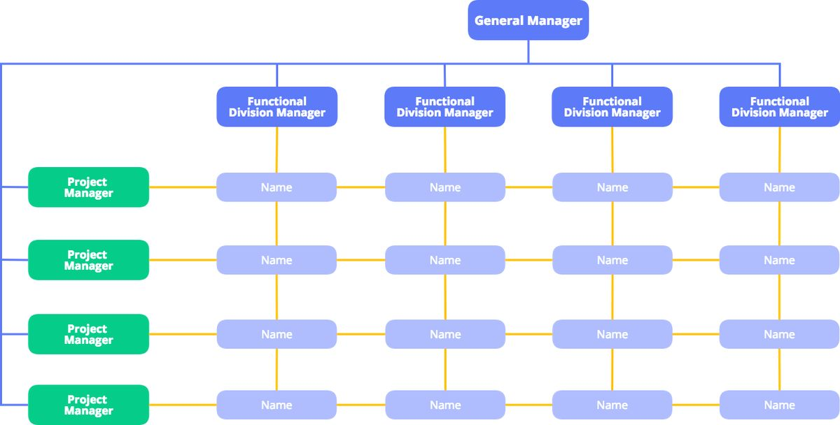 Develop Your Organizational Charts | Cacoo