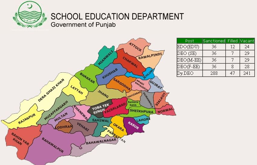 Check Online Payslip All Govt of Punjab Employees Download Teachers