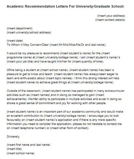 Sample Recommendation Letter For Phd Candidate - Shishita-world.com