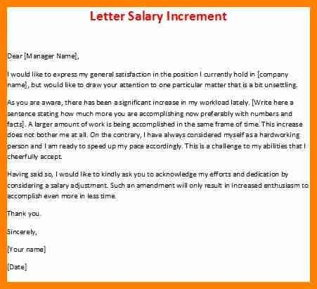 8+ salary increase letter to employer | forklift resume