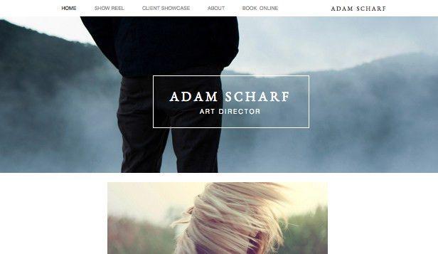 Portfolios Website Templates | Portfolio & CV | Wix