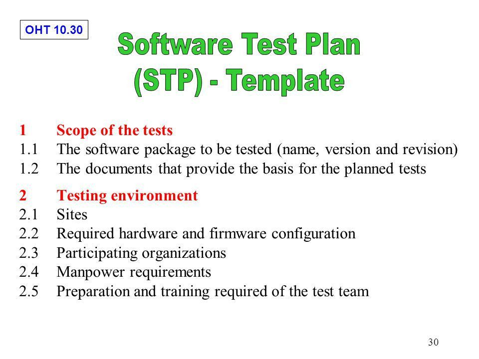 Chapter 10 – Software Testing - Implementation - ppt download