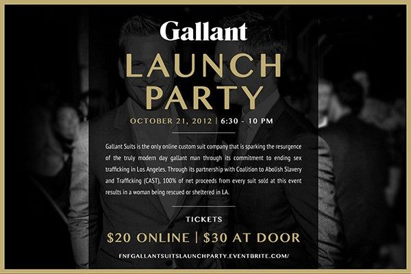 Launch Party Invitation - marialonghi.Com