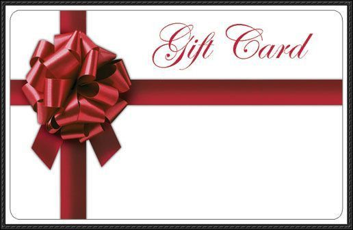 Papercraft - Gift Card Templates Topic