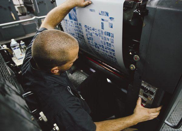 Prepress Technician vs. Graphic Artist Job Description - Woman