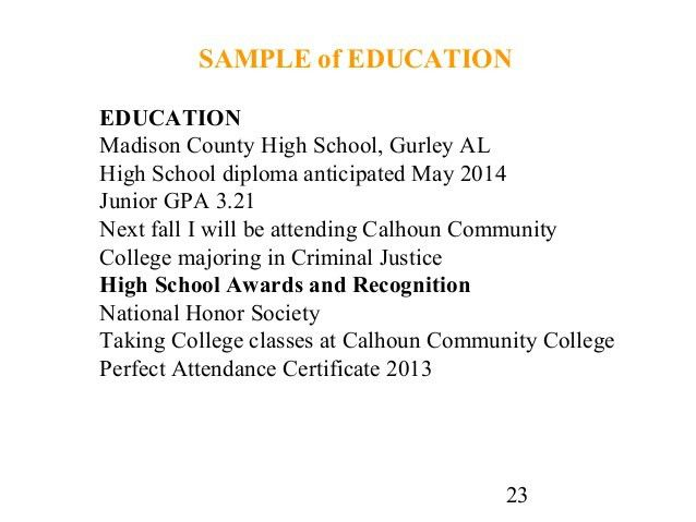 resumes for high school graduates 13 student resume examples high