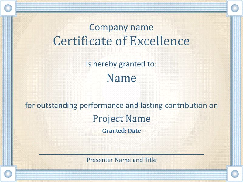 Certificates - Office.com