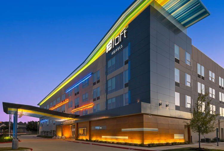 Hotel Night Auditor Job | Aloft College Station, College Station ...