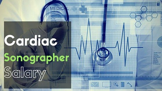 Cardiac Sonographer Salary, Job Description and Schools