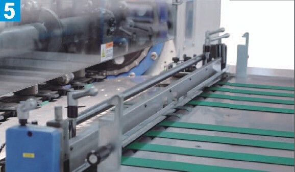 C106Q Die Cutting Machine with Stripping,Die Cutter , Folder Gluer ...