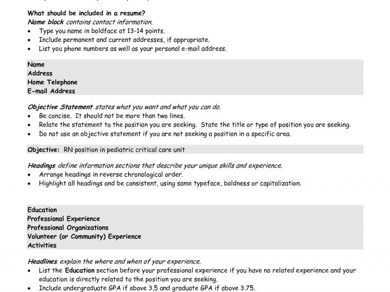 Bold Design Resume Objective Statement Examples 13 Creative ...
