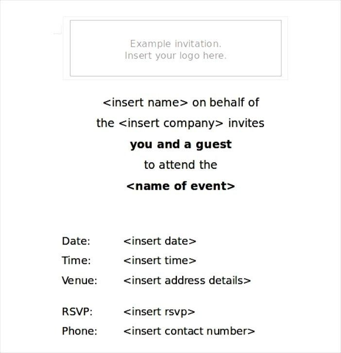 Publisher Invitation Templates – Best Invitation