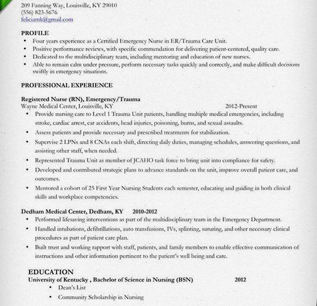 heavenly 165 lofty ideas registered nurse resume sample 12 best ...