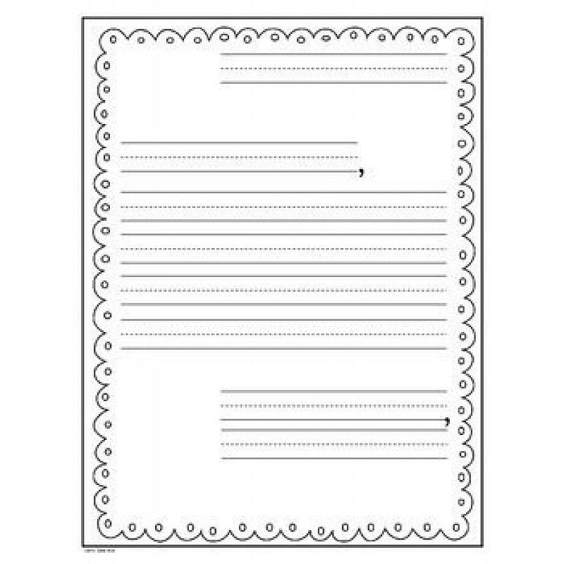 Workshop: Letter Writing Templates & More-Grade 1 & 2