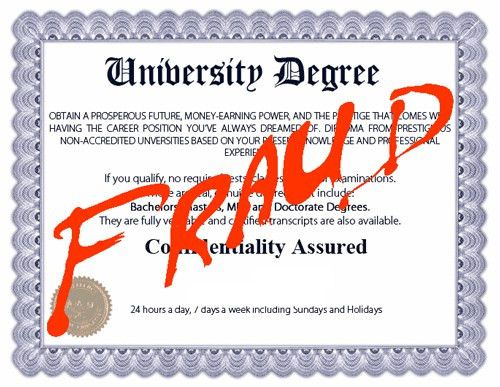 An Investigative Report on Fake Degrees in Ghana