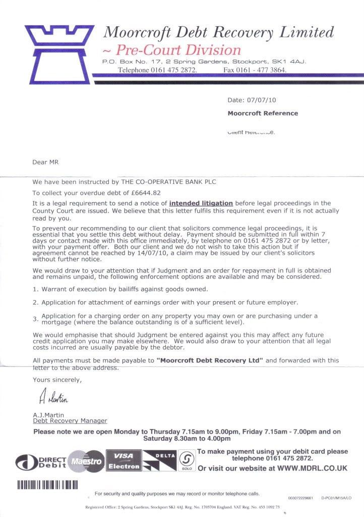 Template For Ppi Claim. ppi claim cover letter template the kind ...