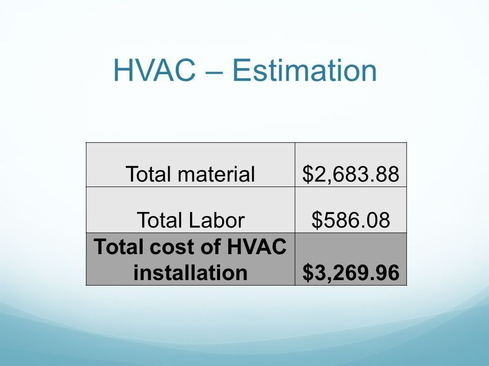 King James Cost Estimation - ppt video online download
