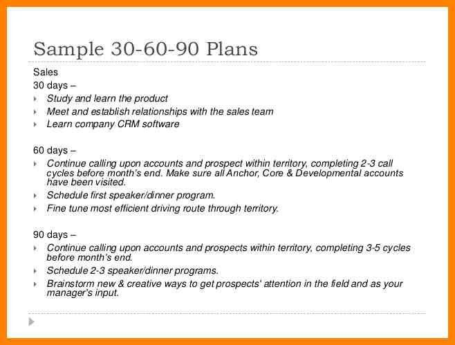 Sample 30 60 90 Day Plan. Vice President Supply Chainapril 25 ...