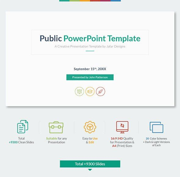 20 Animated Powerpoint Templates To Spice up Your Presentation ...