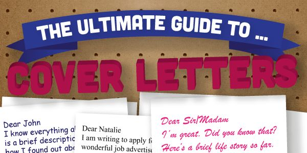 The Ultimate Guide to Cover Letters | GoThinkBig