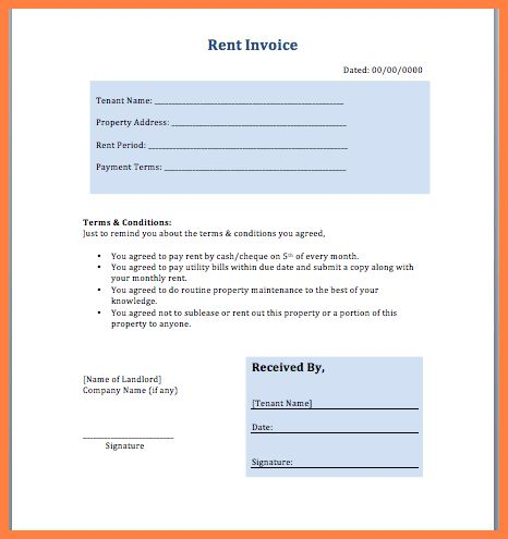 5+ car rental invoice sample | Invoice Template