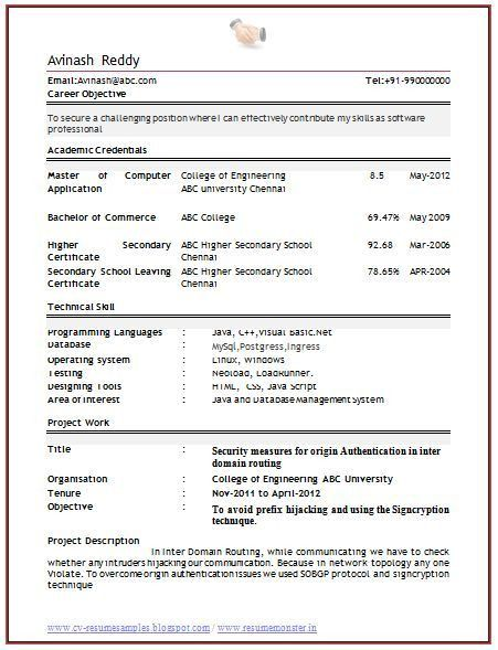 25+ best ideas about Sample of a cv on Pinterest | Sample of cover ...