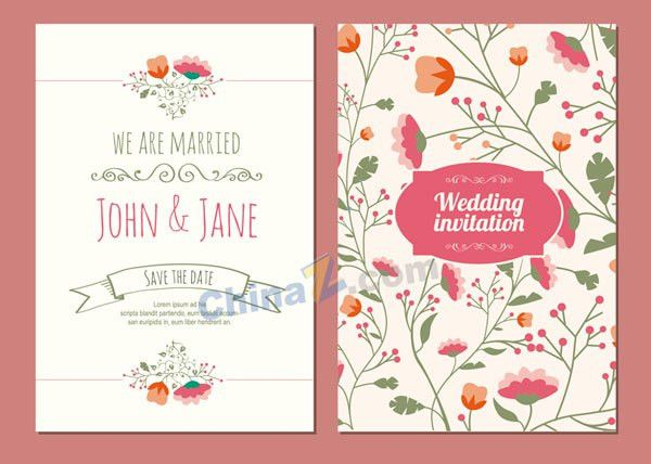 Indian Wedding Invitation Card Template Psd Free Downlo ~ Matik