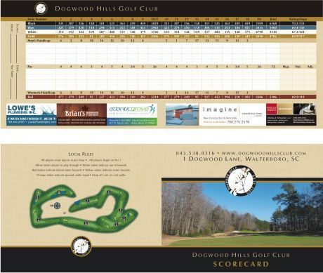 9 best Golf Scorecards by Bench Craft Company images on Pinterest ...