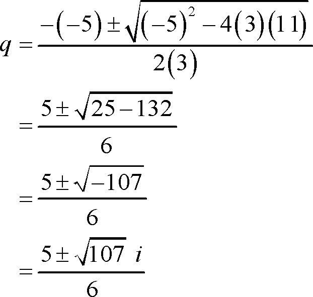 Algebra - Quadratic Equations - Part II