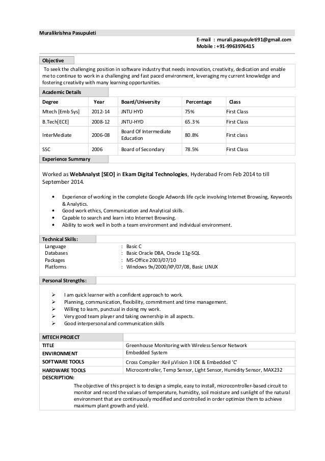 oracle resume sample dba resume example database administrator
