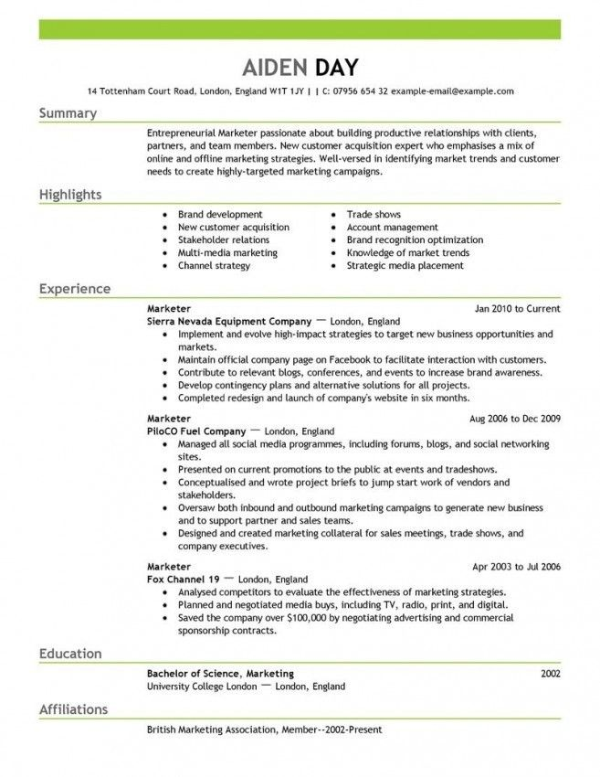 operations manager resume template business operations manager