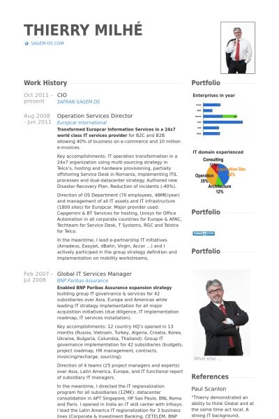 cio sample resume cto sample resume it executive resume writer ...