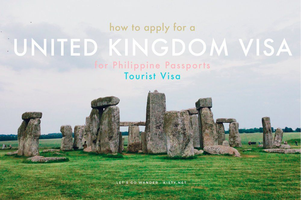 How to Apply for a UK Tourist Visa | Kisty Mea