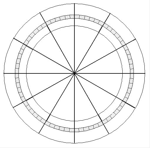 Save the blank astrology chart below and print it out. Practice ...