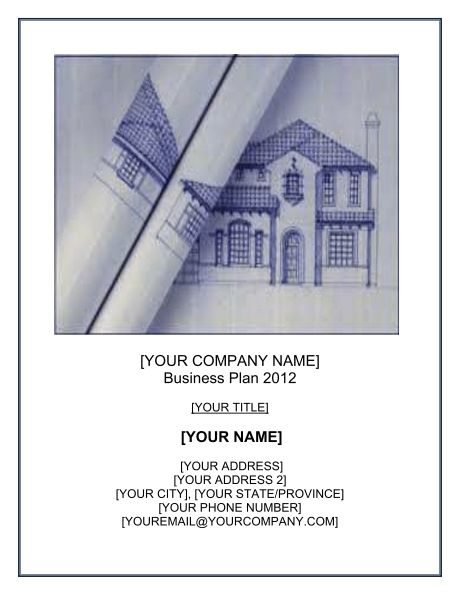 Construction Company Business Plan 2 - Template & Sample Form ...