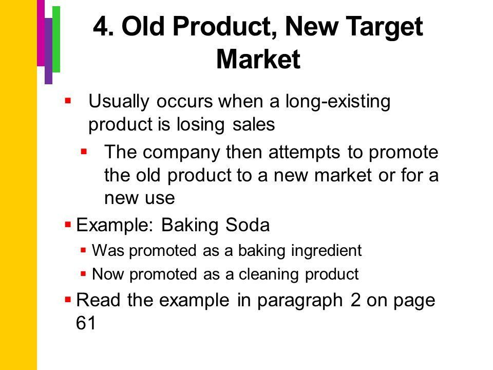 Unit 2: Reaching Your Market Ch 5: Targeting A Market - ppt download