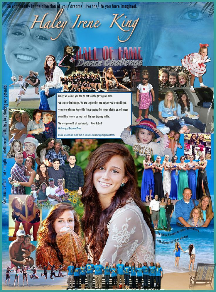 14 best Senior yearbook page images on Pinterest | Yearbook ...