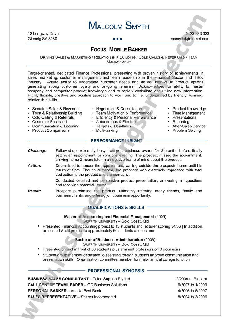 Best Example Of A Resume. Get Started Best Resume Examples For ...