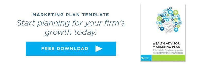 Financial advisor marketing plan   Carson Alliance