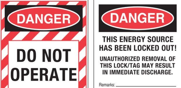 Ensuring Safety with a Lockout/Tagout Program: Seven Steps to ...