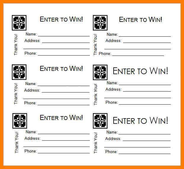 13+ raffle ticket template | billing clerk resume