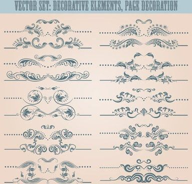 Download decorative ms word page borders free vector download ...